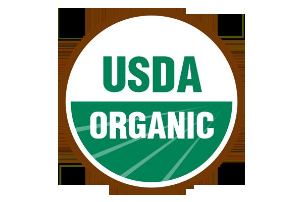 USDA_organic_seal_유기농 커피