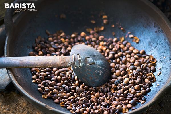바리스타룰스 매일유업 로스팅 커피인문학