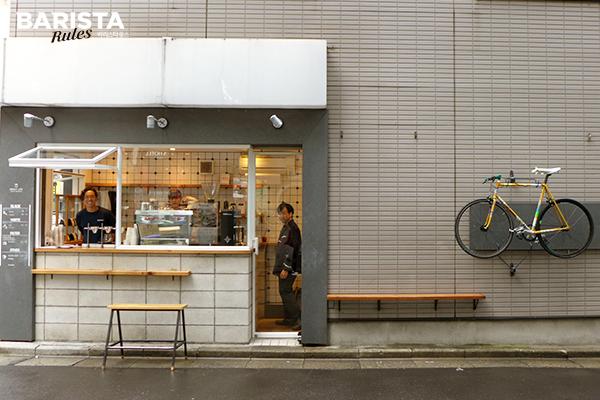 도쿄 카페 어바웃라이프