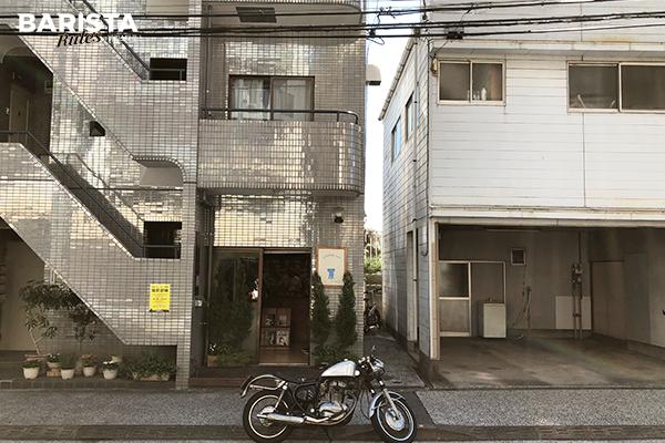 도쿄카페 선데이주 외부