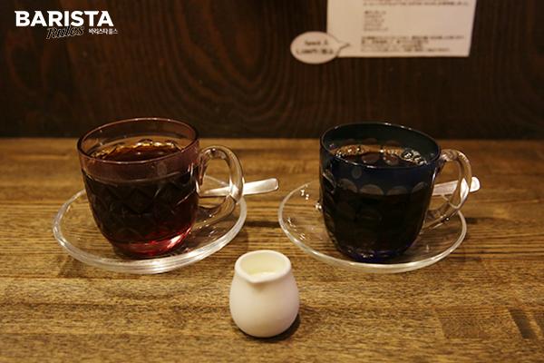 도쿄 카페_스미다 커피 메뉴