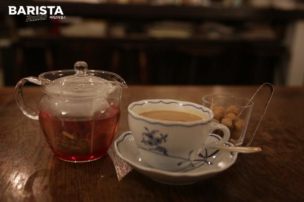 도쿄 카페_아리에 음료