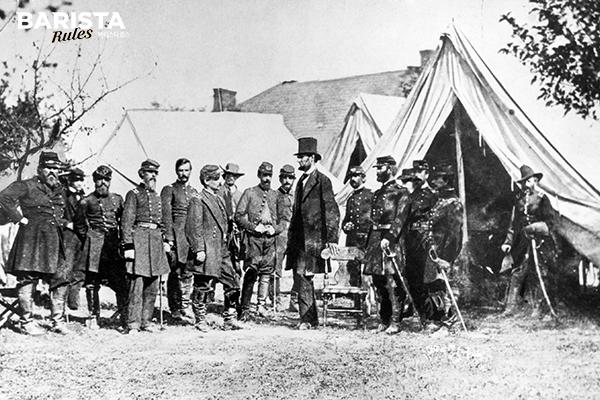 바리스타룰스 커피인문학 링컨 남북전쟁